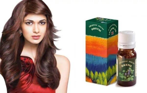 Elfarma Пихтовое масло для волос