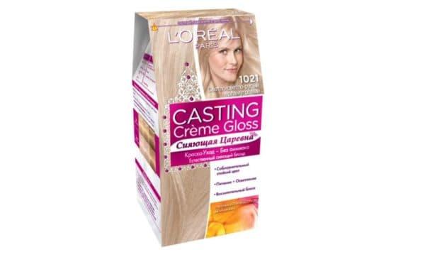 Casting Creme Gloss оттенок блонд от Лореаль
