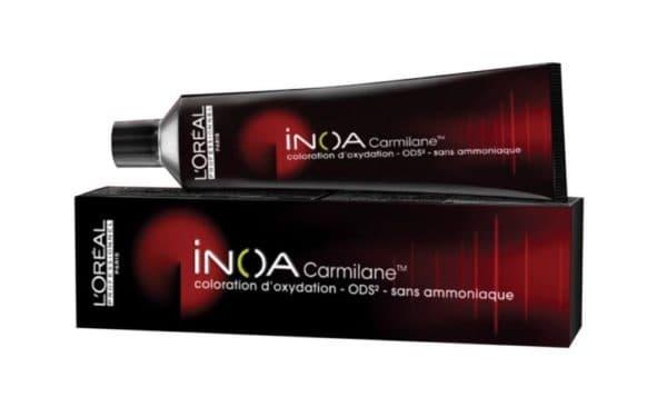 INOA Carmilane краска для волос без аммиака и окислителя