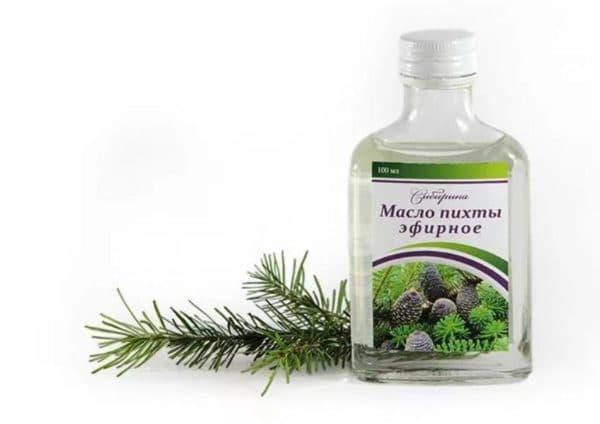 Сибирина пихтовое масло для волос