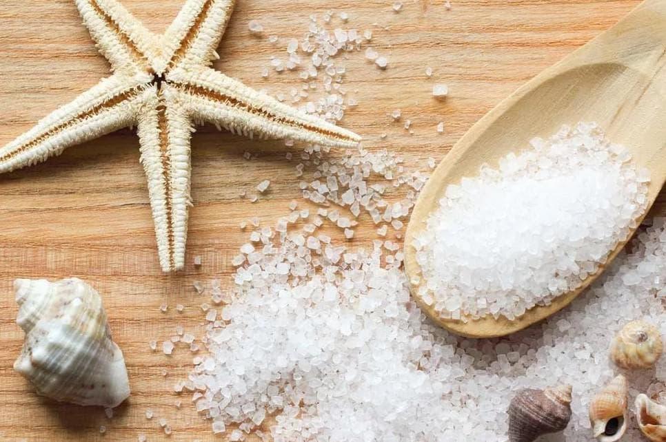 Соль для ванн: польза или вред, какую выбрать?