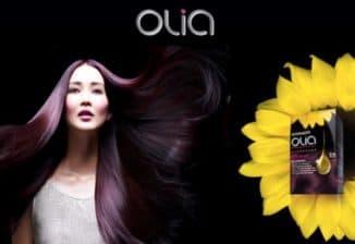 Краска для волос Olia