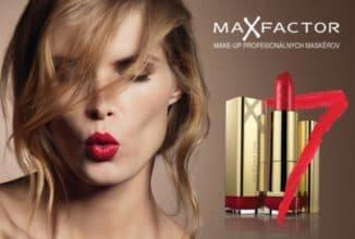 Помада для губ Макс Фактор