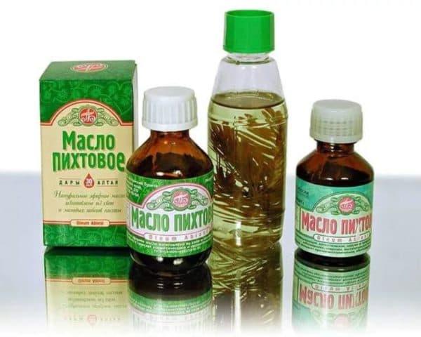 Дары Алтая пихтовое масло для волос