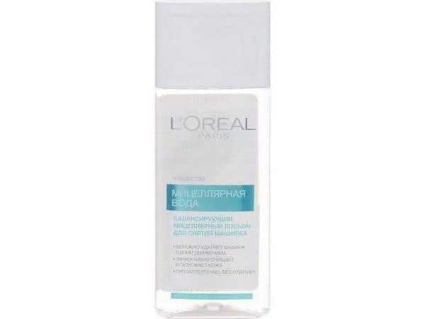Миццелярная вода для нормальной и комбинированной кожи