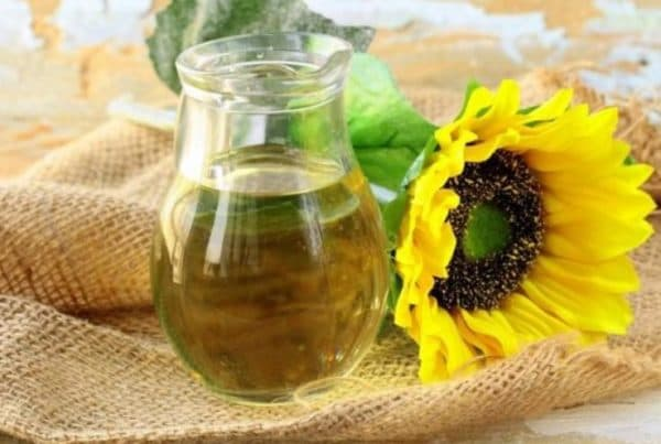 Польза подсолнечного масла для волос