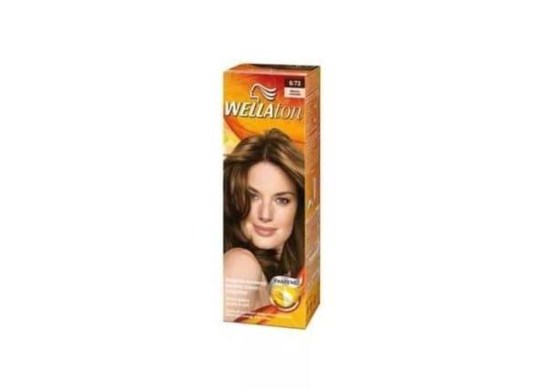Wella Wellaton крем-краска, №6/73 молочный шоколад