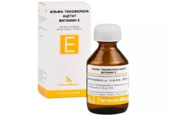 Альфа токоферол витамины при выпадении волос у женщин