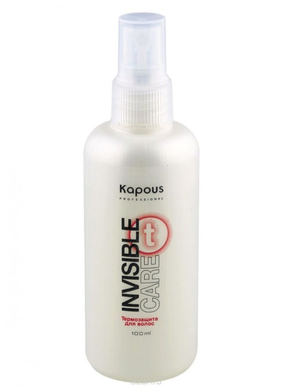 Термозащитный спрей для волос: лучшие средства для защиты