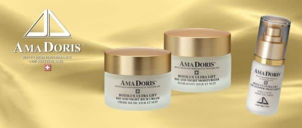 AmaDoris профессиональный бренд косметики для лица