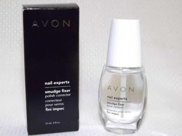 Avon, Smudge Nail Polish Corrector для утсранения пузырей на ногтях под лаком
