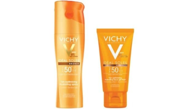 CAPITAL IDEAL SOLEIL SPF 50 от Vichy