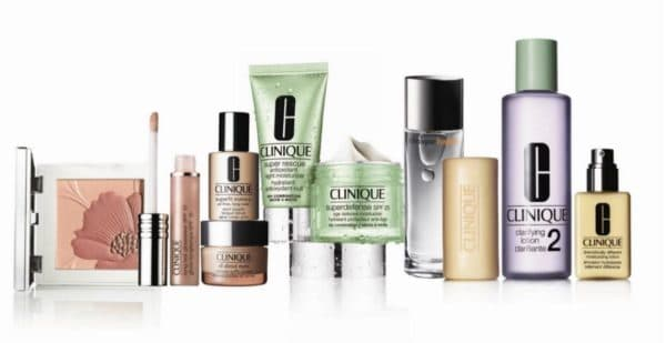 Clinique косметика для лица