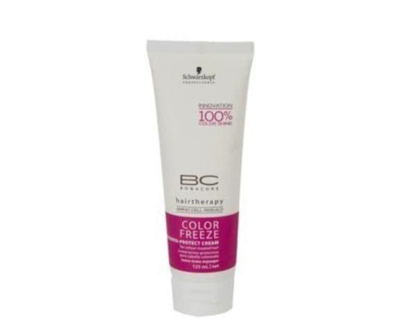 Термозащита Color Freeze Thermo Protect Cream BONACURE от Schwarzkopf для волос