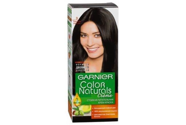 Color Naturals от Garnier стойкая краска для волос
