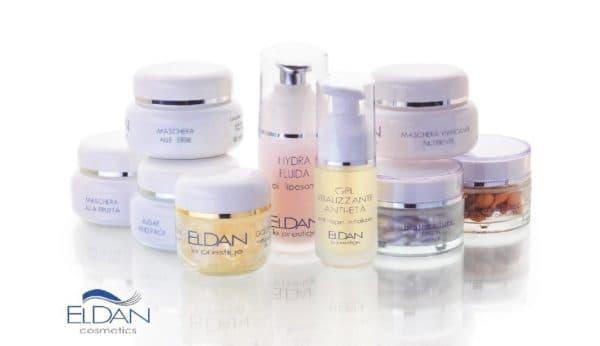 Салонная косметика для лица Eldan