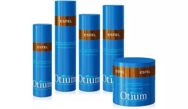 Профессиональный шампунь для волос Estel Aqua Otium