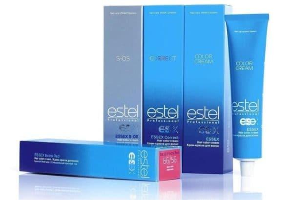 Estel Professional профессиональная краска для волос