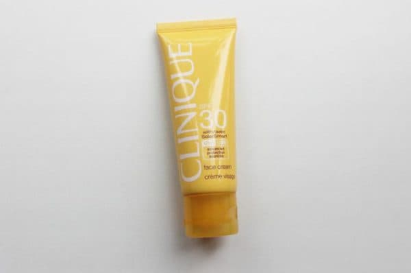 Face Cream SPF 30 от Clinique солнцезащитный крем для лица