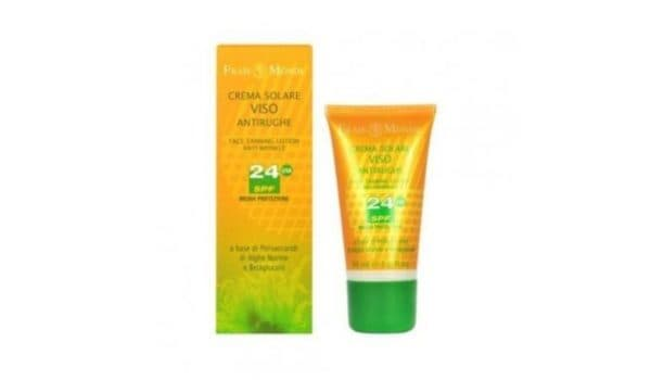 Frais Monde SUN солнцезащитный лосьон для лица SPF 24