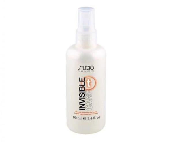 Термозащитный спрей для волос KAPOUS INVISIBLE CARE