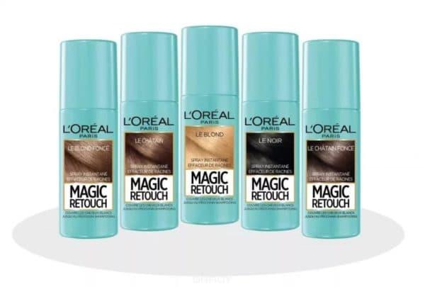 L'oreal Magic Retouch спрей краска для волос