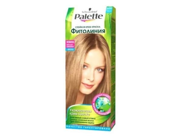 Краска для волос Palette Фитолиния 300