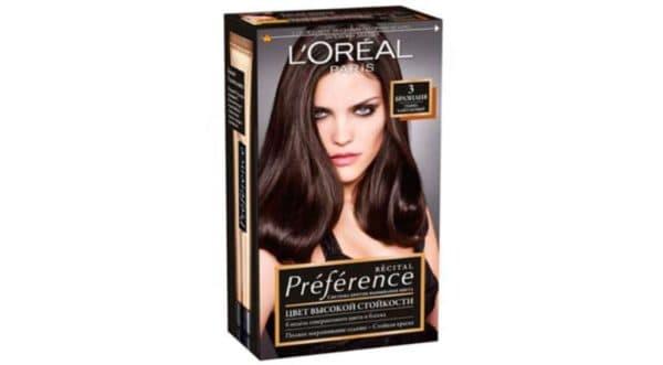 Preference Recital от L'oreal Paris стойкая краска для волос
