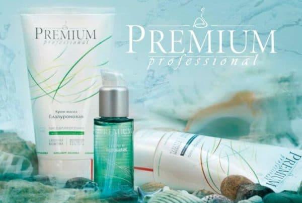 Салонная косметика для лица Premium