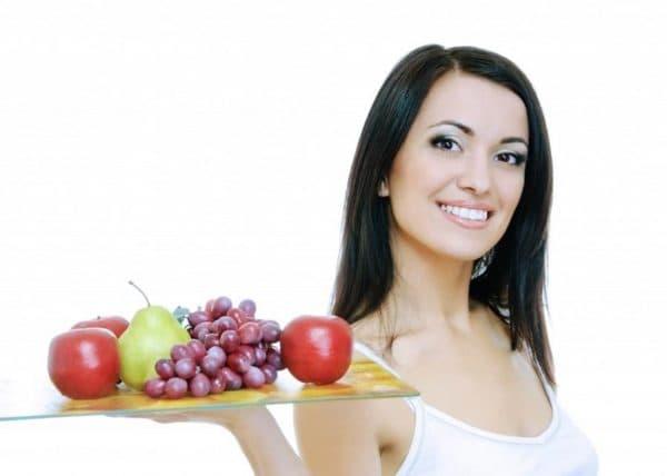 Правильное питание при сильном выпадении волос у женщин