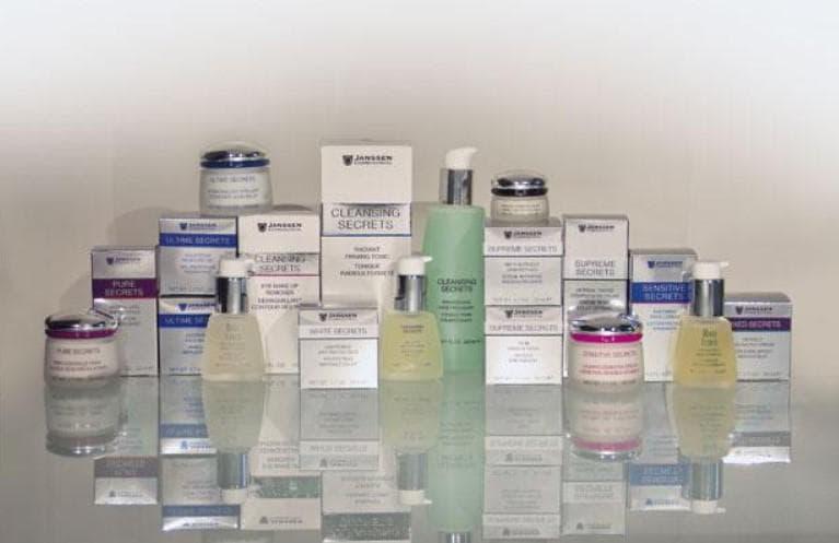 Профессиональные крема для лица - Крем для лица профессиональная косметика