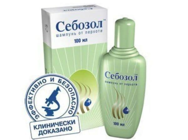 Клинически доказана эффективность шампуня Себозол
