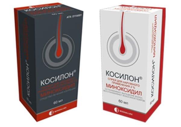 Косилон средство для лечения алопеции у женщин