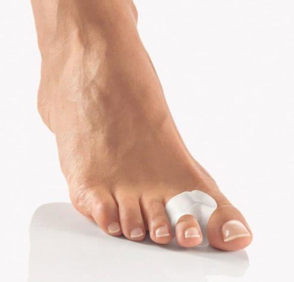 Разделитель межпальцевый силиконовый ортопедический