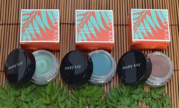 Кремовые тени для век Мэри Кей