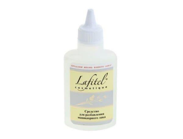 Разбавитель для лака для ногтей Lafitel