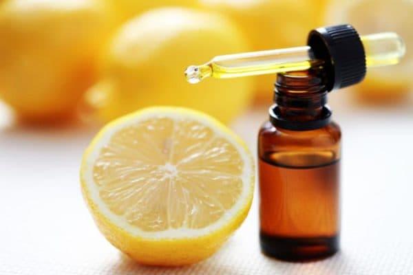 Лечебное масло лимона для волос