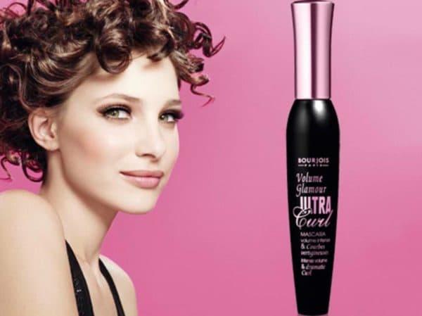 Тушь для ресниц Буржуа Volume Glamour Ultra Curl