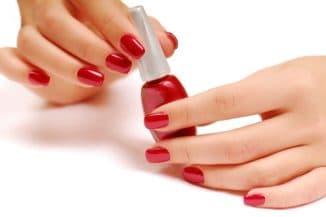 чем разбавить лак для ногтей