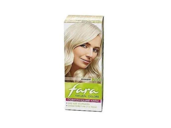 Краска для волос Фара блондор 300