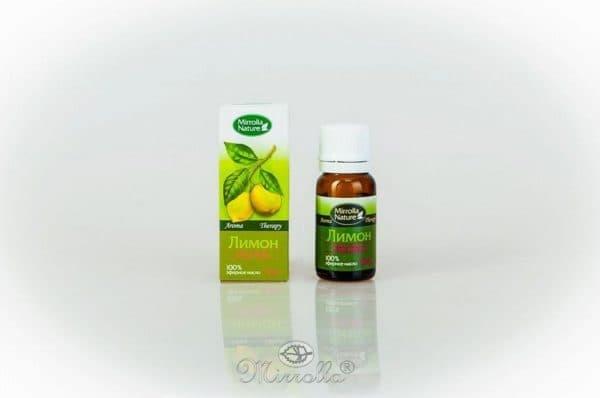 Эфирное масло лимона Mirolla