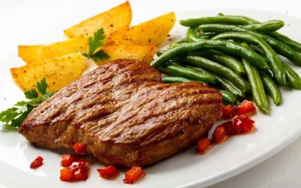 Полезное питание - залог здоровья ногтей