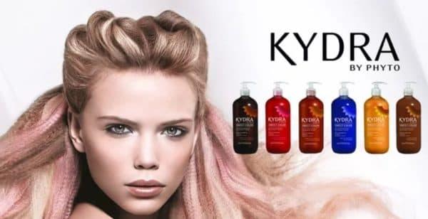 Окрашивающий тоник для волос Кидра