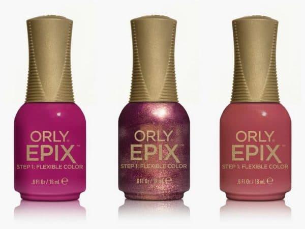 Лак для ногтей Орли EPIX