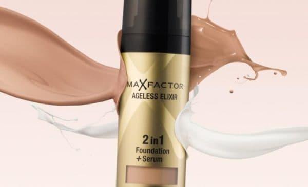 Тональный крем Макс Фактор Ageless Elixir 2 в 1