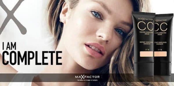CC Cream от Max Factor